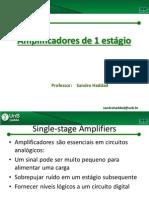 Aula3 Amplificadores 1 Estagio