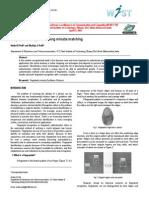 Finger Print Recognition Paper