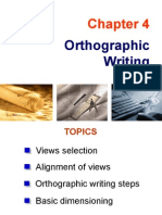 Chapter 04 Orthographic Writing