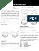 Feniex Cannon Installation Guide