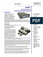 Gas Metering System-Woodward_Swift