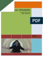 Public Speaking - Secrete & Trucuri