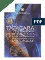 Buku Tatacara Tindakan Kes