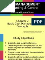 6e Ch02 - Cost Concept