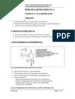 Calderos y Calorimetros