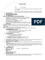 hc PEDIATRÍA I -2