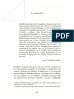 Jean-Luc Nancy - La Declosión