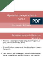 AlgoritmosAula2
