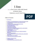 I Jinn nel Sublime Corano e nella Sunnah