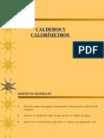 Presentación Calderos y Calorimetros