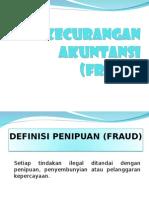 kecurangan akuntansi