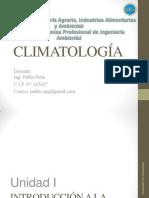 Clase 1 Climatologia