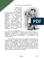 Modelo Dinamica de Precios y Produccion
