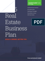 2015 Business Plan Market Leader by Trulia