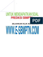 Soal SBMPTN SOSHUM Kode 773 + Jawaban - sokpintar.com
