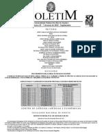 Edital da UFRJ para Doutorado em Direito