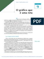 Aula 09 - O gráfico que é uma reta.pdf