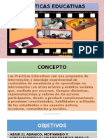 PRACTICAS EDUCATIVAS
