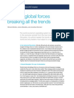 The Four Global Forces Breaking All the Trends
