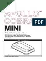 Feniex Cobra Mini-X Lightbar