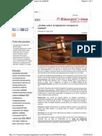 Blogdecalidadiso.es Dudas Sobre La Legislacion Europea e