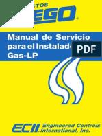 Rego Glp Manual de Servicio