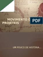 Movimento de Projéteis