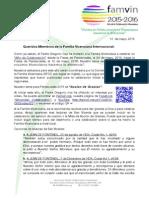 [ESP]  La Carta de la Comisión de Colaboración la Familia Vicenciana