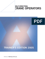 Self Erecting Tower Crane Operators Guide