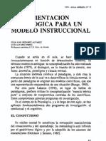 Dialnet-Fundamentacion Psicologica Para Un Modelo Instruccional -2781485