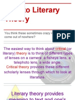 intro to literary theory