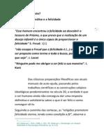 FREUD, A PSICANALISE E A FELICIDADE      Raymundo de Lima.pdf