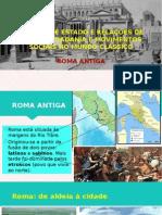 Estado e Cidadania Em Roma