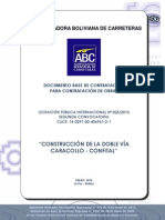 Dbc Construccion Confital Doble Via
