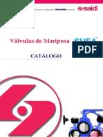 SAIDI Valvulas Mariposa SUFA