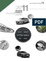 Peugeot Citroen brochure
