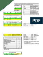 Cálculo de Presión y Espesor de Pared Según DNV