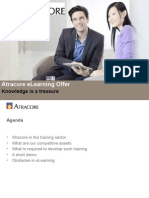 Atracore ELearning Offer