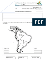ESTUDIOS SOCIALES 6° 2do. parcial  1 qm.2014