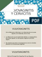 Vulvovaginitis y Cervicitis Zyss