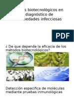 Expo Avances Biotecnológicos en El Diagnóstico de Enfermedades Infecciosas