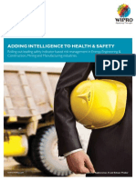 Adding Intelligence to Health and Safety