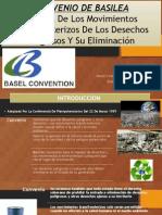 Tratado de Basilea Grupo 7