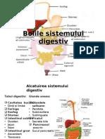 Bolile sistemului digestiv