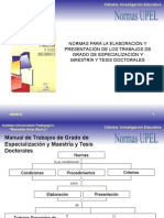 Normativa - UPEL - Presentación