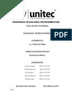 Informe de Investigación Sobre La Economía de México - Final