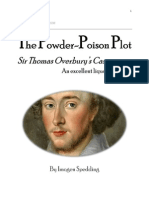 Powder Poison Plot-Part 1