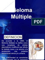 Mieloma Multiple Traumatologia 5..
