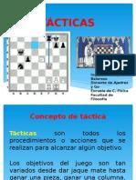 AJEDREZ VIII tacticas