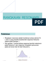 RESONANSI